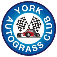 York Autograss Club Logo